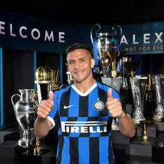 Football: Manchester United cut losses as troubled Alexis Sanchez secures Inter Milan loan move