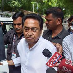 Kamal Nath meets Sonia Gandhi amid reports of infighting in Congress' Madhya Pradesh unit