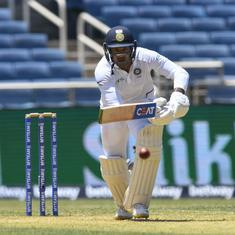 India vs New Zealand: Mayank Agarwal says batsmen never feel settled at windy Basin Reserve
