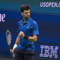 Novak Djokovic set for return to action in Tokyo after US Open ended in injury
