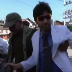 If IMA is really concerned about Kashmir, why hasn't it criticised Srinagar doctor's arrest?