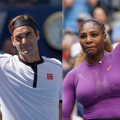 US Open: From Federer, Serena hitting top gear to Medvedev's meltdown, the big takeaways from day 5
