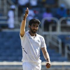 Second Test: Vihari's century, Bumrah's hat-trick put India in complete command against West Indies