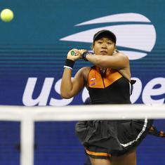 US Open Day 6 women's roundup: Osaka ends Gauff's run, Andreescu beats Wozniacki