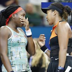 Naomi Osaka vs Coco Gauff: When the emotional post-match interview overshadowed a one-sided clash