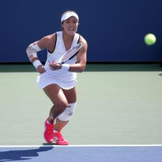 Winless in Slams before US Open, wildcard Kristie Ahn beats two Major winners to reach second week