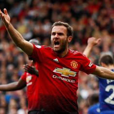 Juan Mata urges Manchester United to 'kill games' after frustrating draw against Southampton