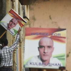 Kulbhushan Jadhav was 'under stress' during meeting with consular officers, says MEA