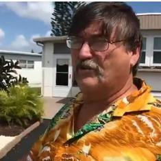 'The Navy should drop ice into the Atlantic': A Florida man has some ideas to stop Hurricane Dorian