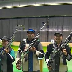 ISSF World Cup: Apurvi Chandela, Deepak Kumar bag gold in 10m air rifle mixed team event