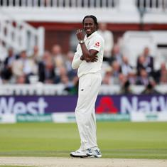 England pacer Jofra Archer fined and handed official warning for breach of Covid-19 protocol