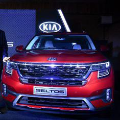 Automobile firms Kia Motors India, MG Motor record high sales amid slowdown in industry