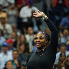 I don't try to up any intimidation factor, says Serena Williams after dominant win at US Open