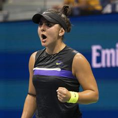 Tennis: Defending champion Bianca Andreescu joins Serena Williams in committing to US Open