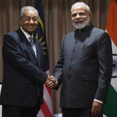 'Factually incorrect': India rejects Malaysian prime minister's remarks on Citizenship Act