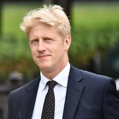 UK: British Prime Minister Boris Johnson's brother resigns from government