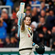 Steve Smith on dealing with boos during Ashes 2019, being concussed by Archer and more