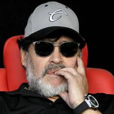 Maradona was abandoned: Late footballer's former lawyer slams daughters for inheritance dispute