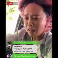 Watch: Car accident from TV show goes viral as social media users think it's real