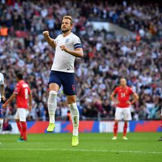 Euro 2020 Qualifiers: Kane hat-trick in England's 4-0 win; Portugal, France return to winning ways