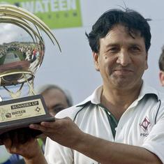 Spin legend Abdul Qadir had completed more than hundred pages of his autobiography, says son