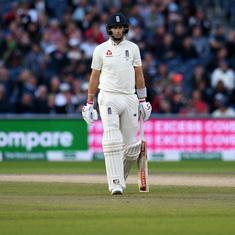 After failing to regain Ashes, Joe Root wants England to focus on levelling the Test series