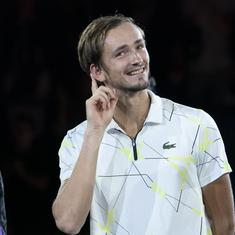 Watch: US Open runner-up Daniil Medvedev's heartfelt post-match speech wins over booing fans