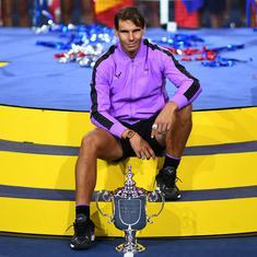 Watch: Highlights of the US Open final between Rafael Nadal and Daniil Medvedev
