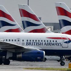 UK: British Airways pilots begin two-day strike after dispute over pay, several flights cancelled