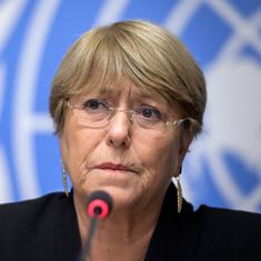 Top news: 'Ease restrictions in Kashmir,' UN human rights chief urges India