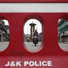37 days of lockdown: Five ways in which daily life in Jammu and Kashmir has been crippled