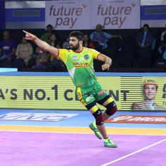 Pro Kabaddi: A thousand points and counting, Pardeep Narwal pushes perfection to its limits