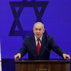 Israel: Benjamin Netanyahu pledges to annex Jordan Valley if re-elected next week