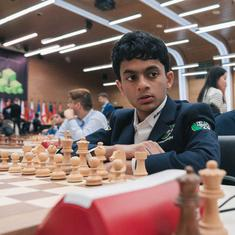 India at the Chess World Cup: 15-year-old Nihal Sarin, P Harikrishna, B Adhiban get winning starts