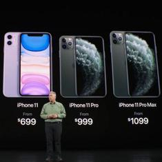 Watch: Apple unveils new iPhones and upgraded versions of several other products