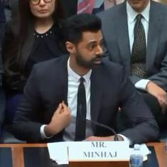 Watch: Satirist Hasan Minhaj testifies to US Congress committee on America's student loan crisis