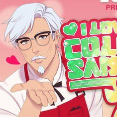 Watch: KFC has launched a dating game in which you can romance a 'sexy' Colonel Sanders