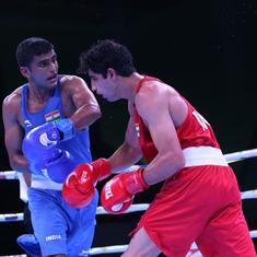 Boxing: India assured of 16 medals at South Asian Games as Manish, Vikas enter semi-finals