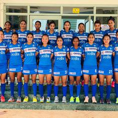 Women's hockey Olympic qualifiers: India name 22-member squad for training camp in Bhubaneshwar