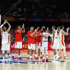 Basketball: Argentina beat France to set up World Cup final with Spain