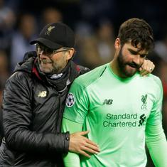 Premier League: Jurgen Klopp says Liverpool won't endanger players' lives as training resumes