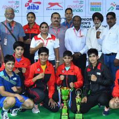 Boxing: Haryana top junior women's nationals with seven gold medals