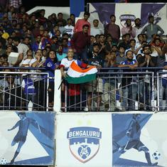 ISL: Bengaluru FC could be forced to move to Ahmedabad or Pune if stadium dispute is not resolved