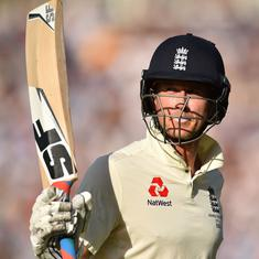 Joe Denly, Ben Stokes put England in control for series-levelling win in final Ashes Test