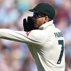 Can't pay any attention to mental scars or whatever anyone is talking about: Paine wary of India