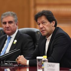 Imran Khan says there is a possibility of a nuclear war between India and Pakistan over Kashmir