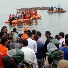 Andhra Pradesh: 12 killed as boat capsizes in Godavari river