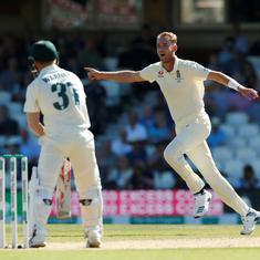 He's a world-class bowler: David Warner heaps praise on Ashes nemesis Stuart Broad