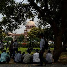 'Interference in judicial appointments does not augur well for the institution,' says Supreme Court