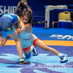 Wrestling World C'ships: On and off the mat, Indian grapplers make the world take notice